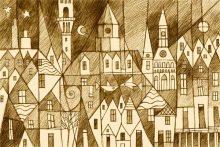 Village Drawings